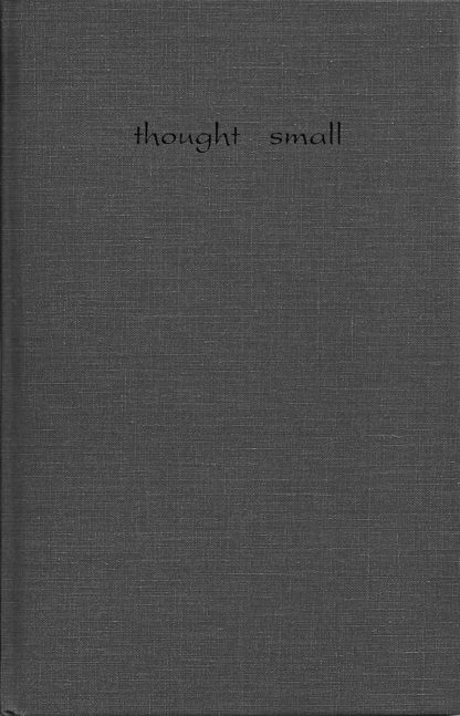 Thought Small