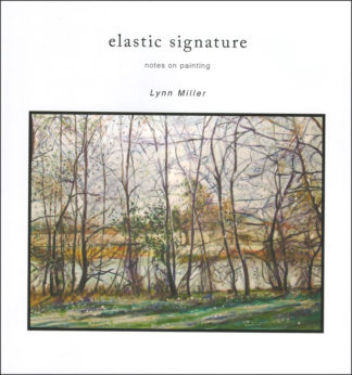 Elastic Signature: notes on painting