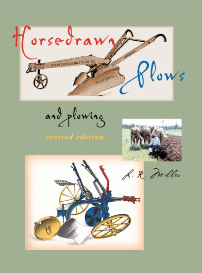 Horsedrawn Plows and plowing